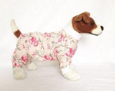Luna's Dog Pajamas - Dog Pajamas, Dog Clothes, Dog PJs, Dog Christmas Pajama, Dog Jammies, Pajamas for Dogs, Dog Clothing