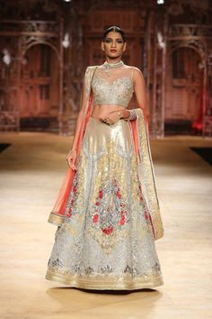 Sulakshana Monga at India Couture Week 2014