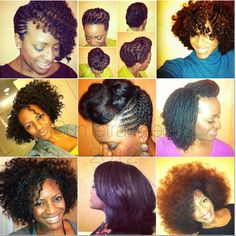 Kinky, Curly, Relaxed, Extensions Board