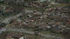 East Dallas tornado Dec. 26, 2015