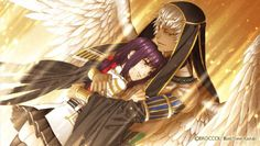 Thoth and Yui