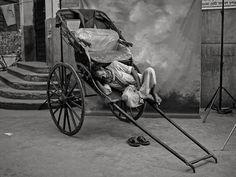 Marginal Trades by Supranav Dash l Hand-Rickshaw Puller l #India
