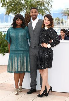 Michael B. Jordan - 'Fruitvale Station' Photocall - The 66th Annual Cannes Film Festival