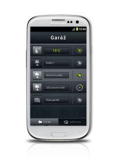 Aplikacia iHC-MARF Android, Led, Phone, Shopping, Telephone, Mobile Phones