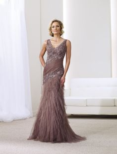 I love, love, love this dress. Montage by Mon Cheri  |  Evening Gowns  |  style #211926