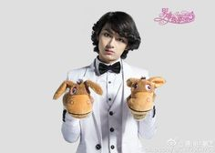 "SEVENTEEN's Jun becomes a vampire for Chinese web drama ""Intouchable"" trailer Wen Junhui, Web Drama, Won Woo, Joshua Hong, Seungkwan, Jeonghan, Perfect Man, Love Of My Life, We Heart It"