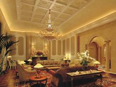 european style luxury bathrooms | Luxury European-style classical interior decoration 1 - New Designing