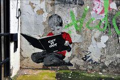 Streetart Hamburg by URBAN ARTefakte,