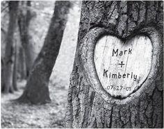 Wedding gift idea:  personalized canvas #wedding #weddinggift