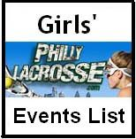 Updated list of Philly girls' events: Tryouts, clinics, leagues, tournaments, camps - http://phillylacrosse.com/2013/08/11/updated-list-of-philly-girls-events-tryouts-clinics-leagues-tournaments-camps/