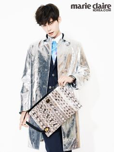 Lee Jong Suk for Marie Claire