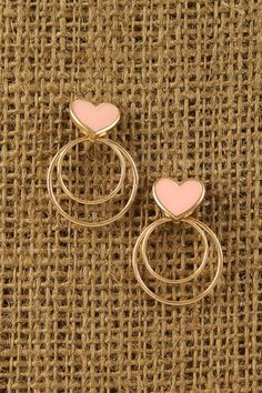 Love Radiation Earrings