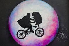 Street Art by Otto Schade - 'Hurry Up Motherfucker' Urban Life, Urban Art, Et Go Home, Best Street Art, Art Uk, London Life, Dreaming Of You, Graffiti, October 2014