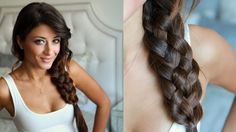 Video Tutorial~ How to do a 5 Strand Braid I LOVE THIS BRAID & IT'S SO EASY!!!