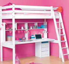 chambre rose petite fille 4