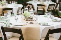 Wedding Reception Table Setting  #tahoe #wedding #reception #eventmasters
