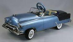 Oldsmobile Pedal Car.