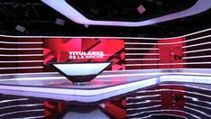 Excelsior TV Set Design Gallery