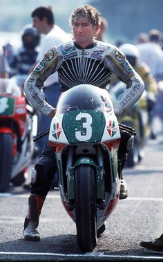 Joey Dunlop King of the road