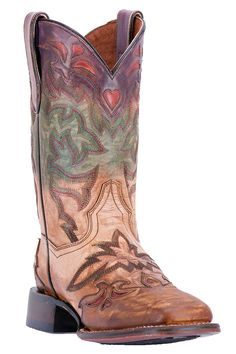 """The perfect boot to rock this summer! Check out """"Paint"""" by Dan Post!"""
