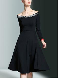 Burgundy Lace Lined Swing Mini Dress Semi Formal Dresses, Casual Dresses, Summer Dresses, Women's Dresses, Elegant Dresses, Midi Dress With Sleeves, Lace Midi Dress, Dress Outfits, Fashion Dresses