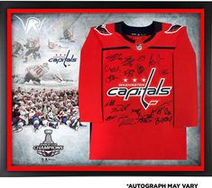 Alex Ovechkin Capitals 2018 Stanley Cup Champs Signed White Jersey   2018  Patch  575fe7573