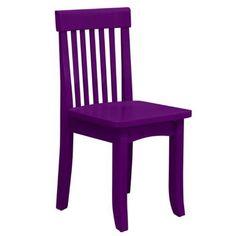 kidkraft 16617 avalon chair grape by kidkraft 42 06 children