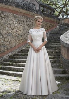 Sincerity Bridal 3877 Ball Gown Wedding Dress