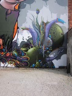 @ Street Art Belgium by UcoN HK..., via Flickr