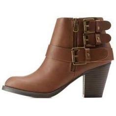 heeled booties - Google Search