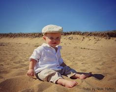Beach baby  Photo by Nicole Mutters http://www.facebook.com/pages/Photos-by-Nicole-Mutters/210703892317779