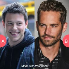 Who would you bring back Corry or Paul? Click here to vote @ http://getwishboneapp.com/share/552848