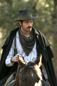 Seth Bullock - Deadwood Photo--This guy is hot in this show.