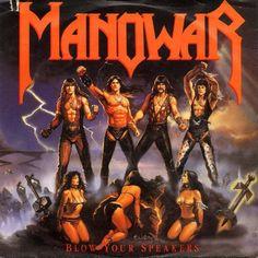 """RECENSIONE: Manowar ((Blow Your Speakers -single-)) In attesa di analizzare in toto il discusso """"Fighting the World"""", ecco a voi il singolo che anticipò la """"rivoluzione"""" musicale che i Manowar, in quel 1987, stavano proponendo al loro pubblico. Un singolo, """"Blow Your Speakers"""", che ci mostra il gruppo americano meno incline alle velleità epiche che caratterizzarono i loro capolavori, e dunque orientato verso sonorità più accessibili. (Andrea Cerasi)"""