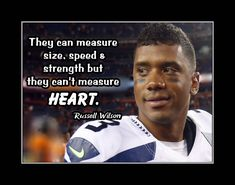 It's an inspiring, lasting gift for any aspiring football player. It will certainly motivate and encourage. Football Motivation, Football Quotes, Russell Wilson Shirtless, Lacrosse, Hockey, Wilson Seahawks, Wall Art Quotes, Quote Wall, Heart Poster