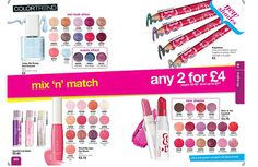 Mix n Math ! .Avon Active Be Active Look great with this fitness regime  #makeup #cosmetics #lips#lipstick#Pink#red