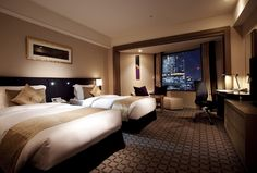 ANA インターコンチネンタルホテル東京、冬の宿泊プラン。 ライフスタイル(カルチャー・旅行・インテリア) VOGUE