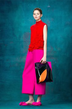 Delpozo Pre-Fall 2017 Collection Photos - Vogue