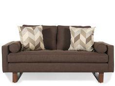 JLO-055/20 - Jonathan Louis Bennett Loveseat | Mathis Brothers Furniture