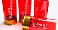 12 Gauge Shot Glasses - Take My Paycheck - Shut up and take my money! Cake Ingredients, Homemade Tacos, Homemade Taco Seasoning, Black Grapes, Italian Dressing, Shot Glasses, Bars For Home, Red Bull, Margaritas