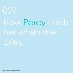 Percabeth. The blog that's better than blue food. This blog is 100% dedicated to Percabeth. On here...