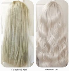 """* HOW-TO: """"Clear"""" Blonde"""