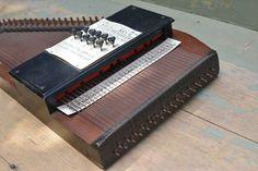 Vintage Autoharp Old Musical Instrument by FleurStreetVintage, $75.00