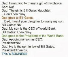 Eduardo Cano - Google+ - How to make business... smart #humor  #lol