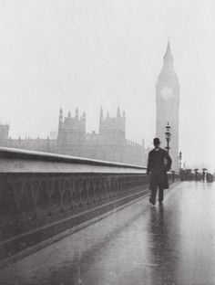 Westminster Bridge, 1903 by Maximilian Toch
