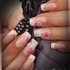 Salon nail again. :)