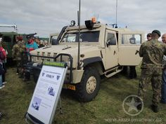 LMV STAR V Warfare, Science And Technology, Monster Trucks, Military, News, Military Man, Army