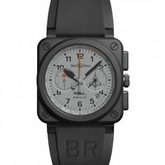 BELL & ROSS - AVIATION BR 03 BR 03 RAFALE BR0394-RAFALE-CE