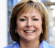 Susana Martinez is the current governor of New Mexico and the first female Hispanic governor in the USA. (She was born on the same day I was -- July 14th!)