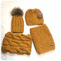 gorros de lana con pompn cuellos de lana bufandas